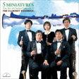 《送料無料》ザ・クラリネット・アンサンブル/5つのミニアチューレ(CD)