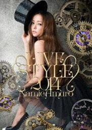 安室奈美恵/namie amuro LIVE STYLE 2014 豪華盤(DVD)