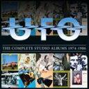 【輸入盤】UFO ユー・エフ・オー/COMPLETE CHRYSALIS STUDIO ALBUMS 1974-1986(CD)