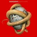 摇滚乐 - 輸入盤 SHINEDOWN / THREAT TO SURVIVAL [LP+CD]