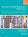 Contemporary Topics 1/E: Intro Student Book