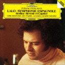 イツァーク・パールマン(vn) / ラロ:スペイン交響曲 ベルリオーズ:夢とカプリッチョ(SHM-CD) [CD]