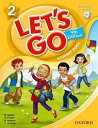 Let's Go 4th Edition Level 2 Student Book with Audio CD P...