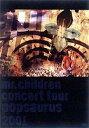 Mr.Children/CONCERT TOUR POP SAURUS 2001(DVD)