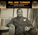 【輸入盤】BIG JOE TURNER ビッグ・ジョー・ターナー/FIVE CLASSIC ALBUMS PLUS(CD)