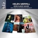 【輸入盤】HELEN MERRILL ヘレン・メリル/SEVEN CLASSIC ALBUMS(CD)