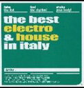 其它 - (オムニバス) THE BEST ELECTRO & HOUSE IN ITALY(CD)
