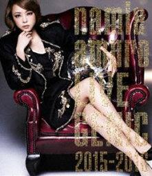 安室奈美恵/namie amuro LIVEGENIC 2015-2016(Blu-ray)