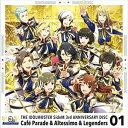 Cafe Parade,Altessimo,Legenders / ゲーム『アイドルマスター SideM』::THE IDOLM@STER SideM 3rd ANNIVERSARY DISC 01 CD