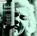 【輸入盤】HELEN MERRILL ヘレン・メリル/WITH CLIFFORD BROWN(CD)
