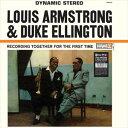 其它 - 輸入盤 LOUIS ARMSTRONG & DUKE ELLINGTON / TOGETHER FOR THE FIRST TIME [LP]