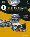 Q: Skills for Success 2E: Reading & Writing: Level 1 SB