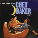 其它 - 【輸入盤】CHET BAKER チェット・ベイカー/IT COULD HAPPEN TO YOU(CD)