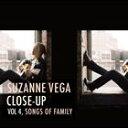 【輸入盤】SUZANNE VEGA スザンヌ・ヴェガ/CLOSE-UP VOLUME 4 : SONGS OF FAMILY(CD)
