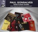 其它 - 【輸入盤】PAUL GONSALVES ポール・ゴンザルヴェス/SEVEN CLASSIC ALBUMS(CD)