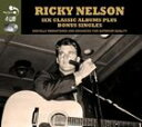 Fork, Country - 【輸入盤】RICKY NELSON リッキー・ネルソン/SIX CLASSIC ALBUMS(CD)