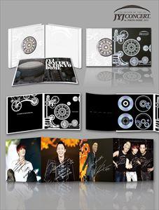 《送料無料》JYJ CONCERT IN TOKYO DOME 2013 DVD(完全初回限定生産)(DVD)