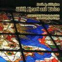 土気シビックウインドオーケストラ / D・ギリングハム:ウィズ・ハート・アンド・ヴォイス(HDCD) [CD]