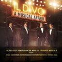 【輸入盤】IL DIVO イル・ディーヴォ/MUSICAL AFFAIR (LTD)(CD)