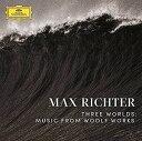 輸入盤 MAX RICHTER / THREE WORLDS - MUSIC FROM WOOLF WORK [2LP]
