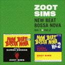 現代 - ズート・シムズ / ニュービートボサノヴァ ヴォリューム1アンド2 [CD]