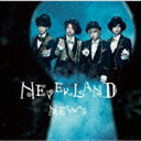 《送料無料》NEWS/NEVERLAND(通常盤)(初回仕様)(CD)