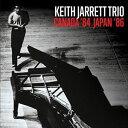 现代 - 輸入盤 KEITH JARRETT TRIO / CANADA '84 / JAPAN '86 [2CD]