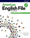 American English File 3/E Level 3 Student Book With Online Practice