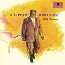 """追悼、ファッツ・ドミノ(Fats Domino)-""""A Lot Of Dominos"""""""