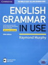 English Grammar in Use 5/E Book with answers and interactive ebook