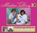 乐天商城 - 【輸入盤】MODERN TALKING モダン・トーキング/FIRST & SECOND ALBUM (LTD)(CD)