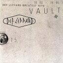 Heavy Metal, Hard Rock - 輸入盤 DEF LEPPARD / VAULT: DEF LEPPARD GREATEST HITS (1980?1995) [2LP]