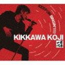 ★【初回予約のみ】特典ポスター付き! 外付け《送料無料》吉川晃司/KEEP ON SINGIN'!!!!! 〜日本一心〜(初回限定盤/2CD+DVD)(初回仕様)(CD)