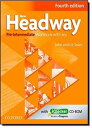 New Headway 4th Edition Pre-Intermediate WorkBook with Key: iChecker Pack