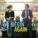 輸入盤 O.S.T. / BEGIN AGAIN [CD]