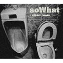 其它 - soWhat/Clean Room(CD)