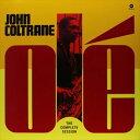 其它 - 【輸入盤】JOHN COLTRANE ジョン・コルトレーン/OLE COLTRANE - THE COMPLETE SESSION(CD)