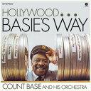 【輸入盤】COUNT BASIE カウント・ベイシー/HOLLYWOOD . . . BASIE'S WAY + 2 BONUS TRACKS(CD)