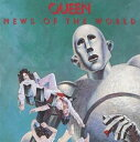 輸入盤 QUEEN / NEWS OF THE WORLD [CD]