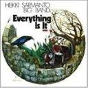 ヘイッキ・サルマント(p) / エヴリシング・イズ・イット [CD]