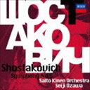小澤征爾(cond)/ショスタコーヴィチ:交響曲第5番 ヴァイオリン協奏曲第2番 他(Blu-specCD2)(CD)