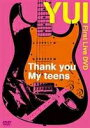 YUI/Thank you My teens [DVD]...