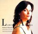 《送料無料》ロベルタ・マメリ(S)/アリアンナの嘆き(CD)