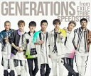 樂天商城 - GENERATIONS from EXILE TRIBE/SPEEDSTER(通常盤/CD+2Blu-ray+スマプラ)(CD)