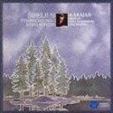古典 - ヘルベルト・フォン・カラヤン(cond) / シベリウス:交響曲第1番、カレリア 組曲 [CD]