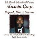 【輸入盤】MARVIN GAYE マーヴィン・ゲイ/LEGEND LIVE & FOREVER(CD)