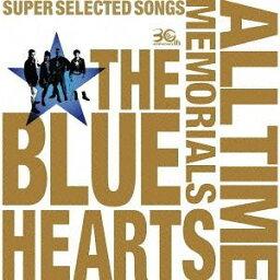 ザ・ブルーハーツ / <strong>THE</strong> BLUE HEARTS 30th ANNIVERSARY ALL TIME MEMORIALS 〜SUPER SELECTED SONGS〜(通常盤B/CD2枚組) [CD]