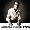 其它 - 輸入盤 BILL EVANS / EVERYBODY DIGS BILL EVANS [CD]