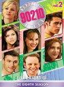 ビバリーヒルズ青春白書 シーズン8 コンプリートBOX Vol.2(DVD)