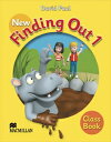 New Finding Out Level 1 Classbook with Self-study CD